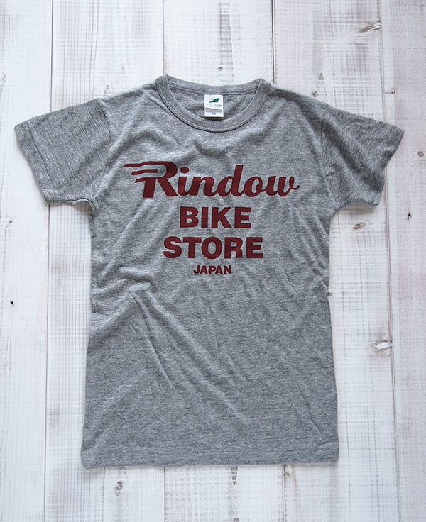 RINDOW TEE グレー