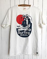 SURFING SHIKOKU TEE